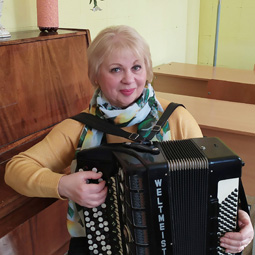 Лідія Верещака