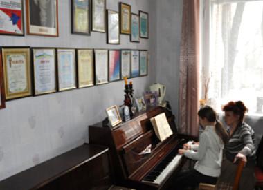 Фортепіанний відділ