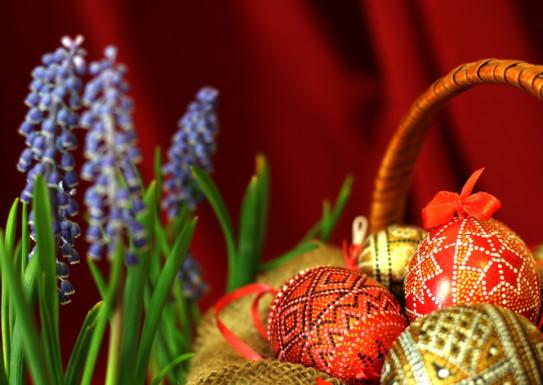 Українські традиції та повір'я Великодня.