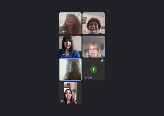 Засідання циклової комісії струнно-смичкового відділу