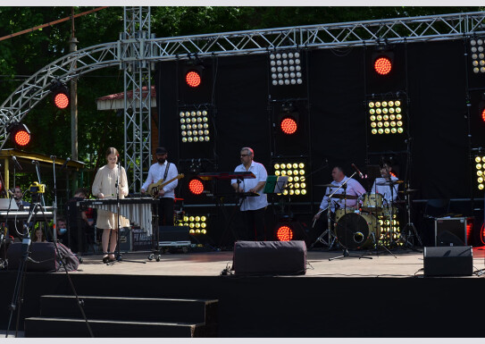22 травня2021року відбувся Звітний концерт музичної школи