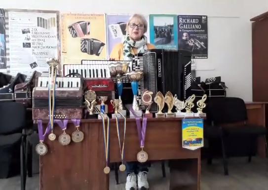 Вступні іспити 29-30 травня клас баяна акордерну