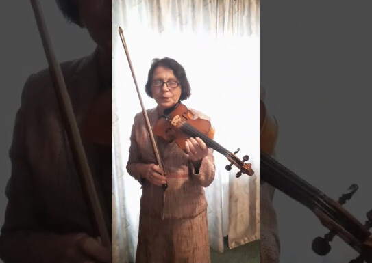 """Майстер-клас презентація по класу """"Скрипка"""" викладач -Тетяна Лисенко"""